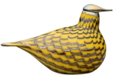 Iittala Toikka Birds, Yellow Grouse