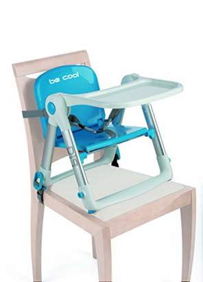 Be Cool Travel Highchair - Bee Cool sobre-Silla Dip Blue