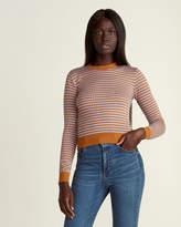 Marni Striped Circle Knit Sweater