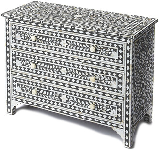 Mother of Pearl Butler Victoria Drawer Chest