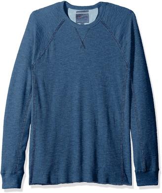 Lucky Brand Men's Strong-Boy-Thermal Crew Shirt