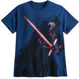Disney Kylo Ren Tee for Men - Star Wars: The Force Awakens - Plus Size