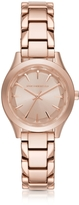 Karl Lagerfeld Belleville Rose Gold-tone PVD Stainless Steel Women's Quartz Watch