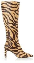 Thumbnail for your product : Dune London Shaya - Tiger Print