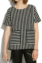 Madewell Stripe Play Pullover