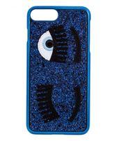 Chiara Ferragni Eyes Iphone 7 Case