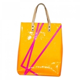 Louis Vuitton Patent leather tote