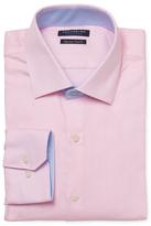 Tailorbyrd Herringbone Dress Shirt