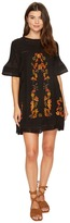 Free People Victorian Mini Dress Women's Dress