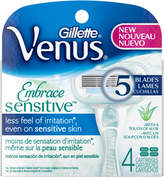 Gillette Venus Embrace Sensitive Cartridges