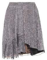 Isabel Marant Babylon embellished miniskirt