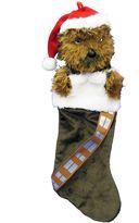 Kurt Adler Star Wars Chewbacca Christmas Stocking