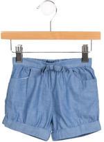 Jacadi Girls' Chambray Shorts