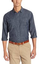 Dockers The Good Alpha Chambray Deck Shirt