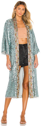 Free People Light Is Coming Duster