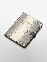 Calvin Klein Quinn Snake Print Ipad Portfolio