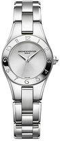 Baume & Mercier Linea ladies' stainless steel bracelet watch