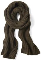 Banana Republic Wool-blend Ribbed Scarf