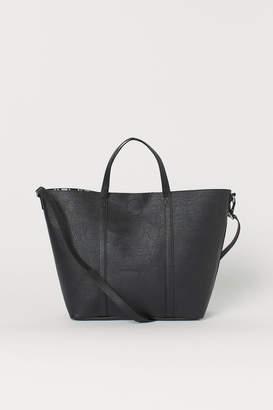 H&M Shopper with Shoulder Strap