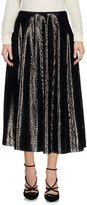 Golden Goose Deluxe Brand 3/4 length skirts