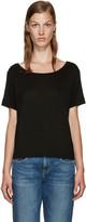 Frame Black Le Boxy T-shirt