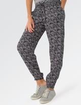 Fat Face Tribal Stripe Printed Trousers