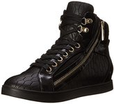 Just Cavalli Women's Snake Texture Quilting Fashion Sneaker