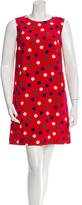 M Missoni Silk Polka Dot Print Dress w/ Tags
