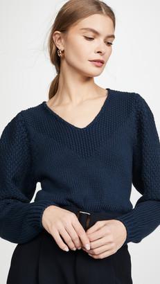Brochu Walker Kara V Sweater