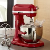 Crate & Barrel KitchenAid ® Professional 600 Empire Red Stand Mixer