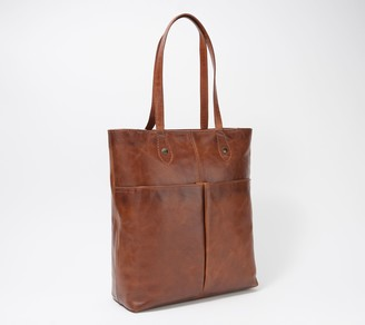 Frye Leather Melissa Simple Tote