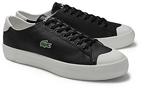 Lacoste Men's Gripshot Lace Up Sneakers