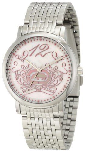 Ecko Unlimited Rhino by Women's E8M009MV Fashionable Color-Infused Watch