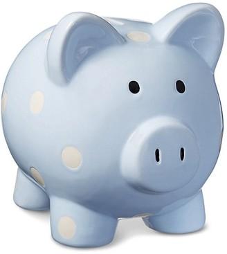 Elegant Baby Spotted Ceramic Piggy Bank