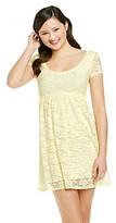 Babydoll Bee Darlin' Juniors' Lace Dress