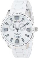 Sector Men's R3273619003 Marine Analog Stainless Steel Watch