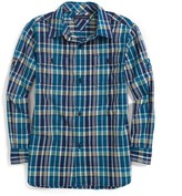 Tommy Hilfiger Tonal Plaid Shirt