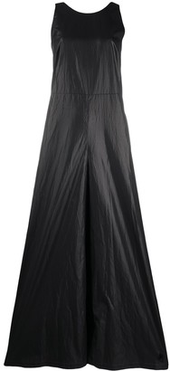 YMC Sleeveless Wide-Leg Jumpsuit