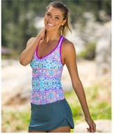 Next Wellness Retreat Racerback Tankini