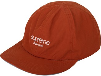 Supreme Logo Reversible 6-Panel Cap