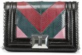 Donald J Pliner Women's BRIA - Watersnake Crossbody Bag