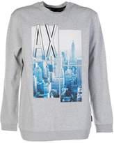 Armani Collezioni Printed Sweatshirt