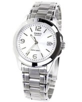 Casio Women's Core LTP1215A-7A Stainless-Steel Analog Quartz Watch