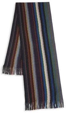 Missoni Chevron Striped Scarf