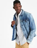 American Eagle Outfitters AE 360 Extreme Flex Denim Jacket