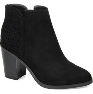 Journee Collection Women's Jessica Booties Women's Shoes