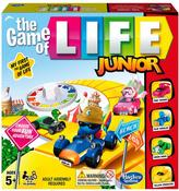 Sesame Street The Game Of Life Junior Game From Hasbro Gaming