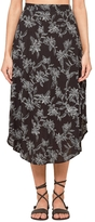 Amuse Society Fillmoore Floral Skirt