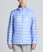Lavender Blue 2.0 Down Insulated Puffer Coat - Women