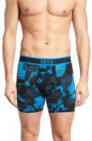 Saxx Kinetic Neon Palms Boxer Briefs